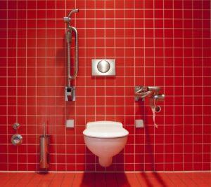 トイレの個室