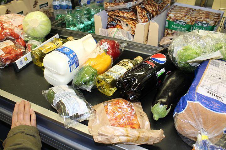 食料買い物